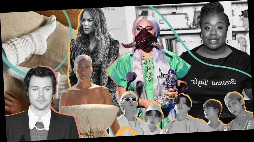 The 30 Best Fashion Moments of 2020