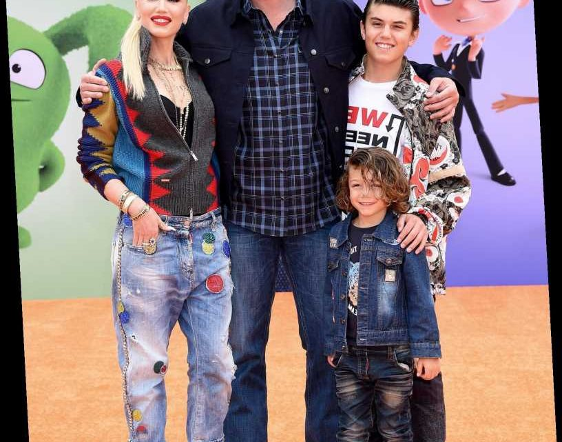 Gwen Stefani's 3 Sons 'Will Have a Large Part' in Her Wedding to Blake Shelton, Says Source