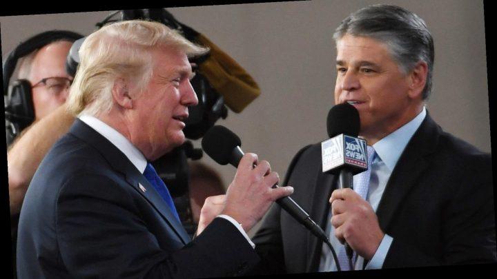Why Sean Hannity said Trump should pardon himself and his family