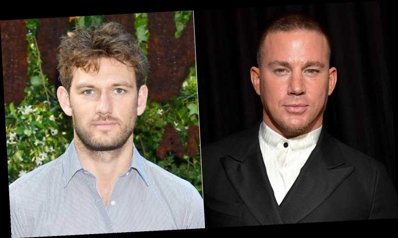 Why Channing Tatum Didn't Like Working With Alex Pettyfer