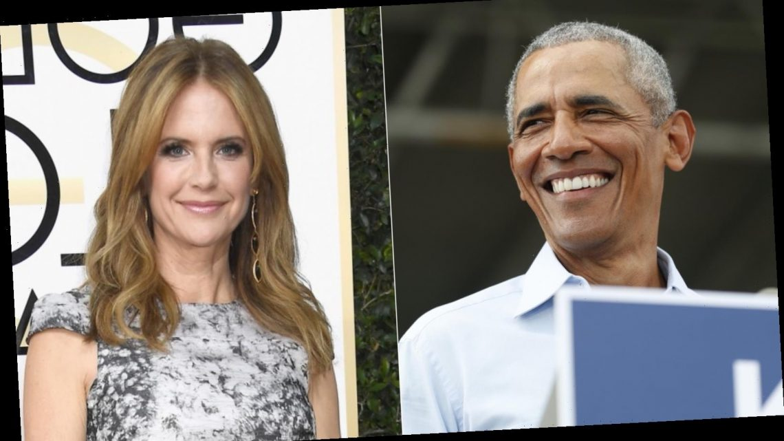 Barack Obama's Surprising Connection To Kelly Preston