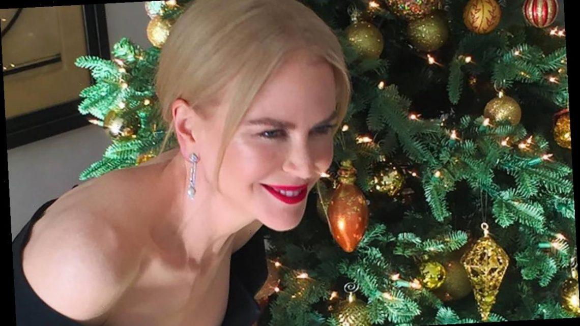 Nicole Kidman shares glimpse inside huge family garden in Australia