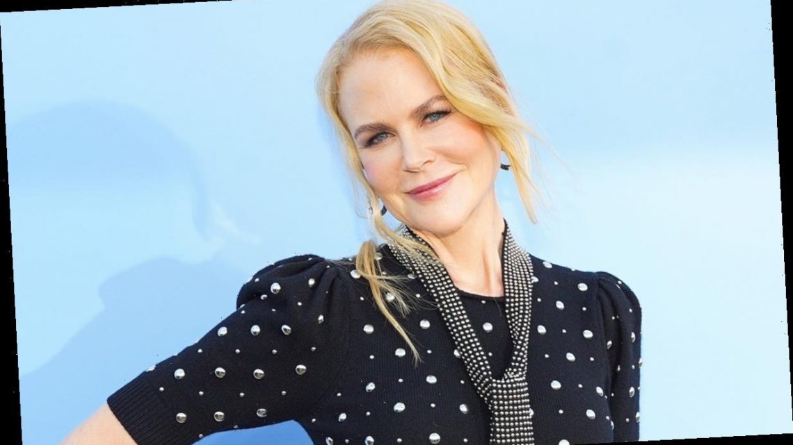 Nicole Kidman shared exciting news in a heartfelt post about overcoming 2020 obstacles