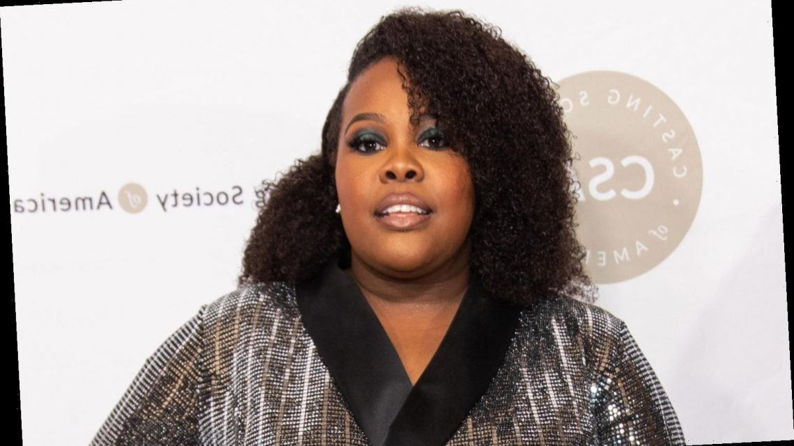 Glee's Amber Riley Wants to Star in a Live 'Dreamgirls' Production on TV!