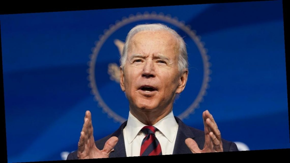 Biden calls for Trump to sign COVID-19 economic relief package