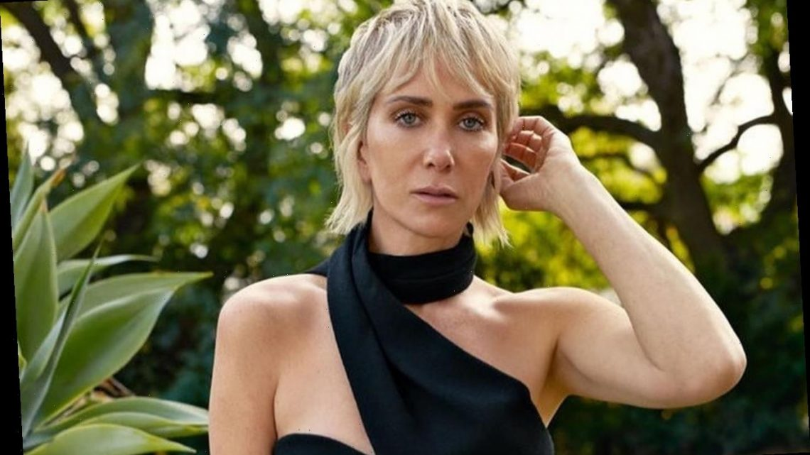 New Mom Kristen Wiig Struggling to Be Away From Her Kids