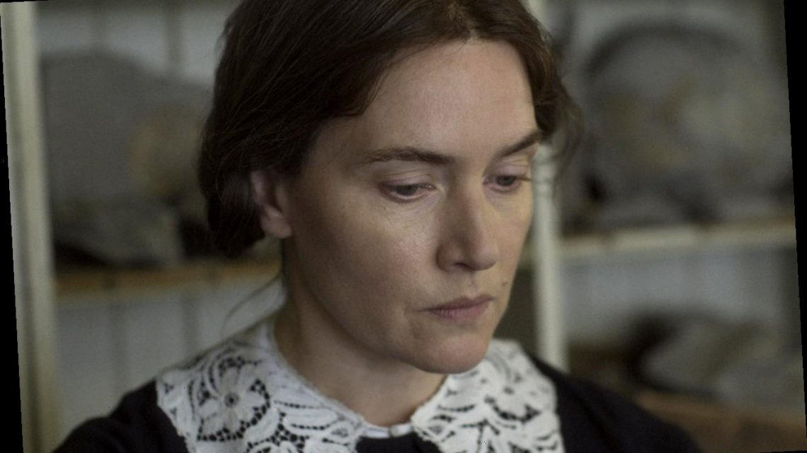 Kate Winslet Raves Over Becoming Fossil Expert Thanks to 'Ammonite' Role