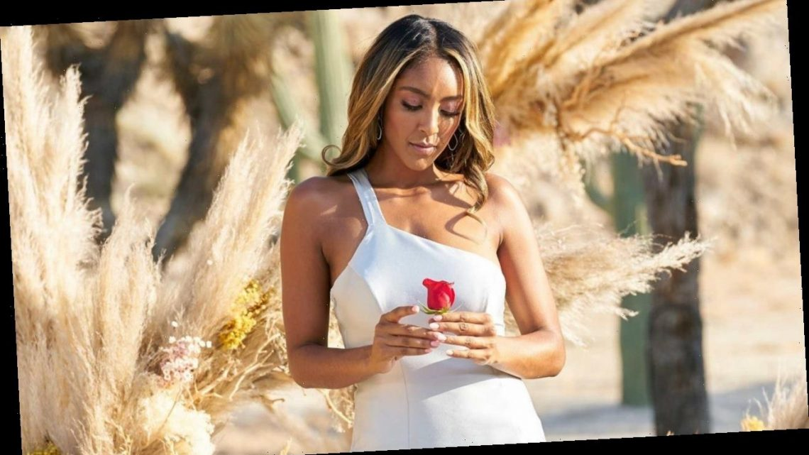 Tayshia Adams Gets Engaged in 'Bachelorette' Finale: See Her Ring!