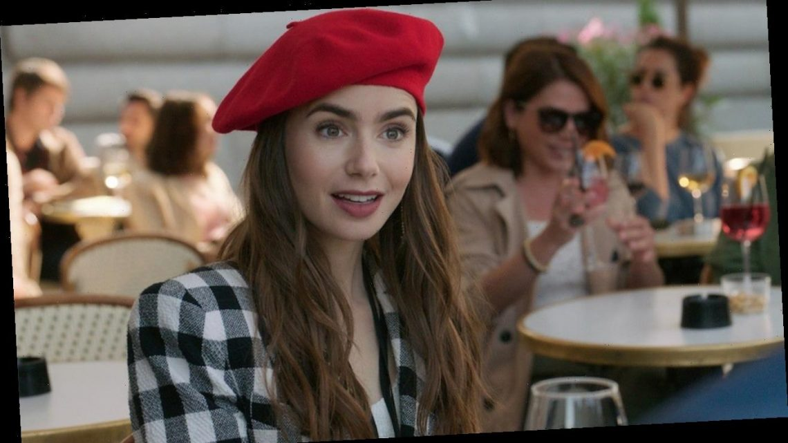 Lily Collins Responds to 'Emily in Paris' Pronunciation Debate