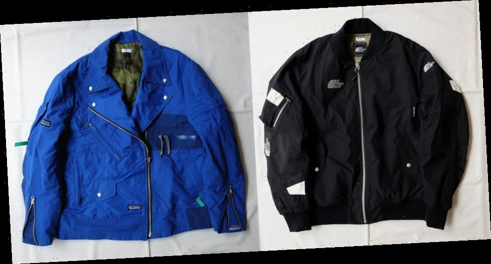 OLD PARK Mutates Vintage Patagonia and The North Face Into Slick Patchwork Jackets