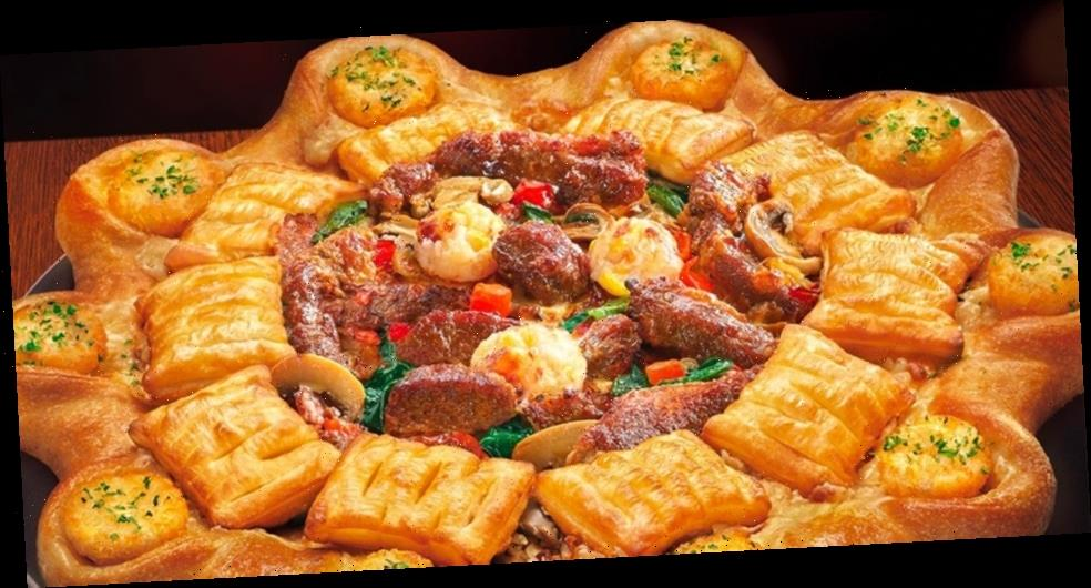 Pizza Hut Launches Beef Wellington and Fire Spicy Hot Pot Pizzas