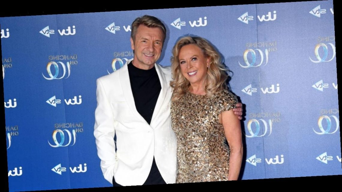 Dancing On Ice's Christopher Dean promises 'powerful' tribute in final show
