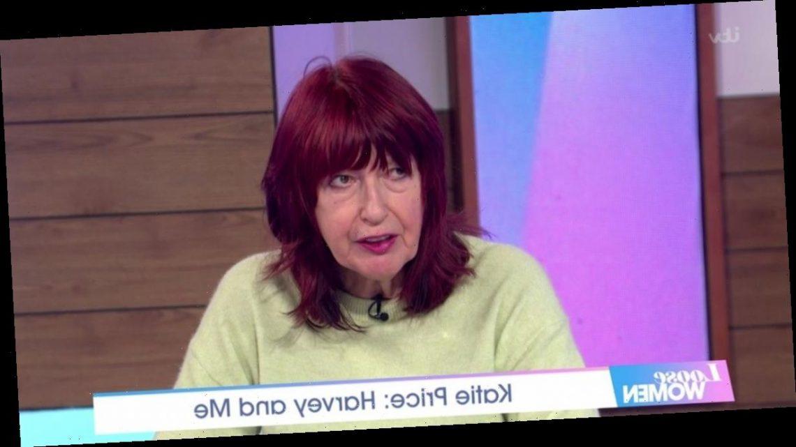 Janet Street Porter calls Piers Morgan 'pudgy' as he slates Liz Hurley over snap