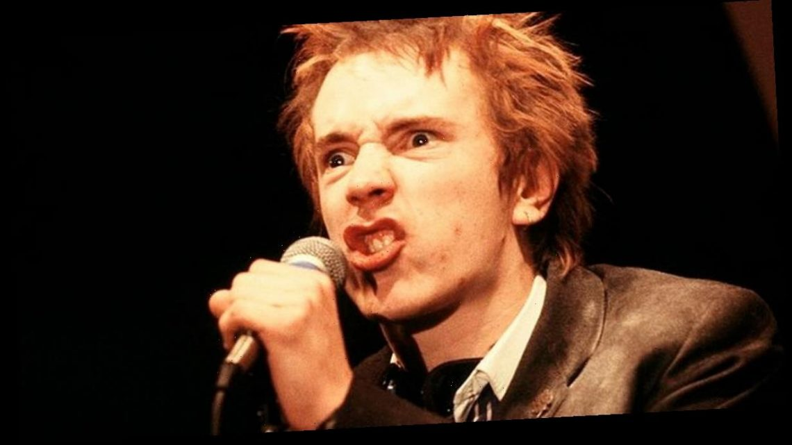 Sex Pistols' Johnny Rotten brags about 'danger' of his time as raving footie yob