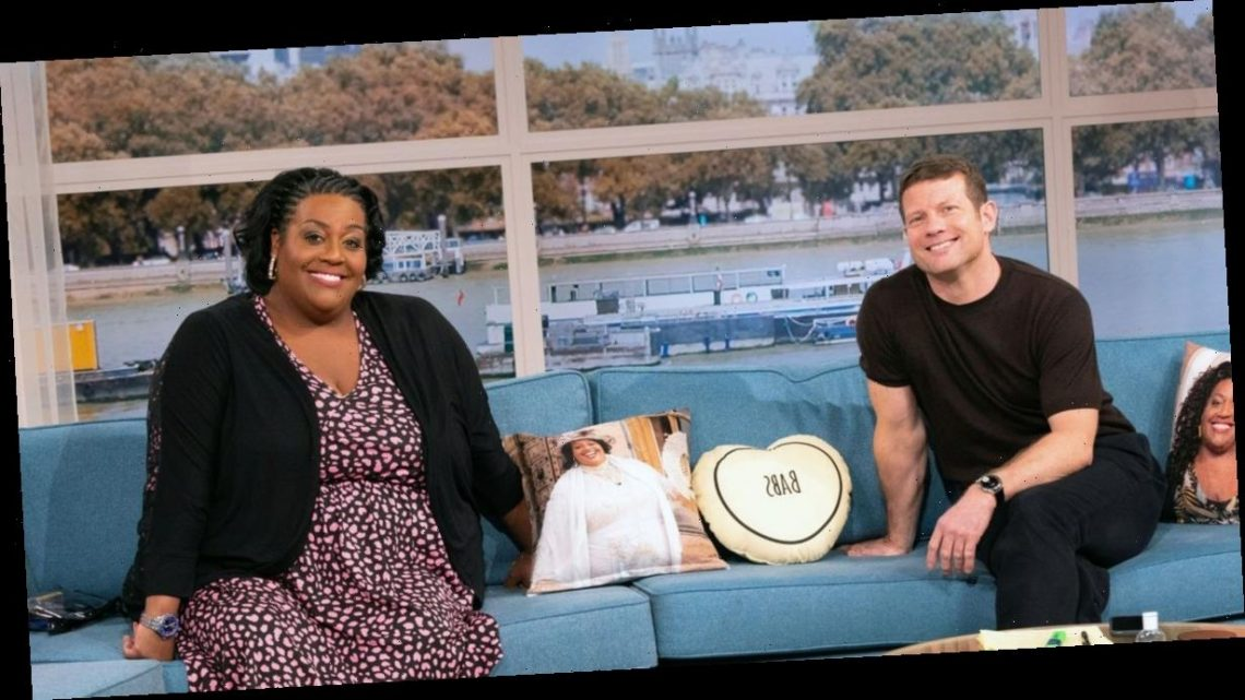 Alison Hammond confirms new ITV role after replacing Ruth on This Morning