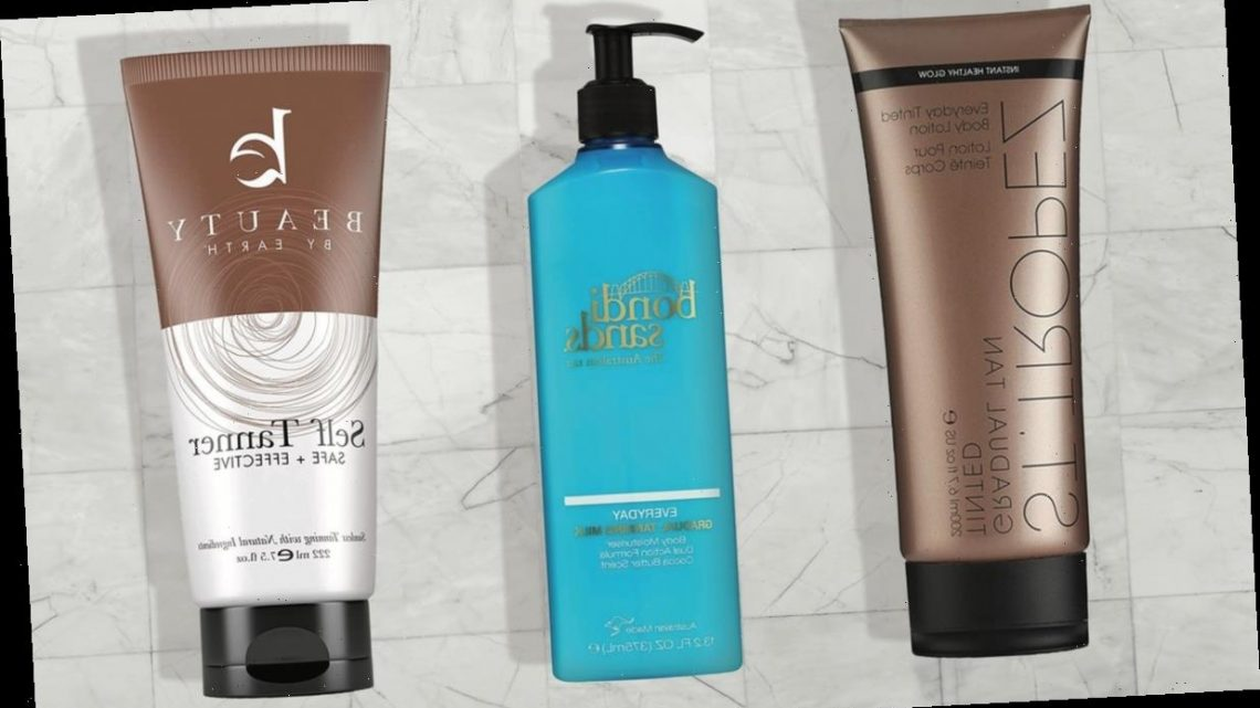 The 6 Best Gradual Self-Tanners