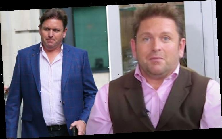James Martin admits to struggling with 'many lows' as he addresses 'losing a great friend'