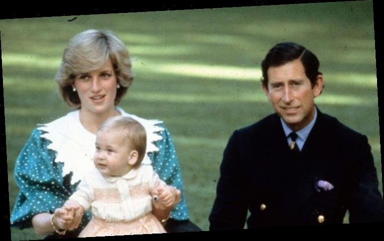 Did Princess Diana and Charles really take William with them to Australia and New Zealand?