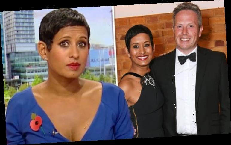 Naga Munchetty: BBC presenter hits back at claims she and husband are 'rude to each other'