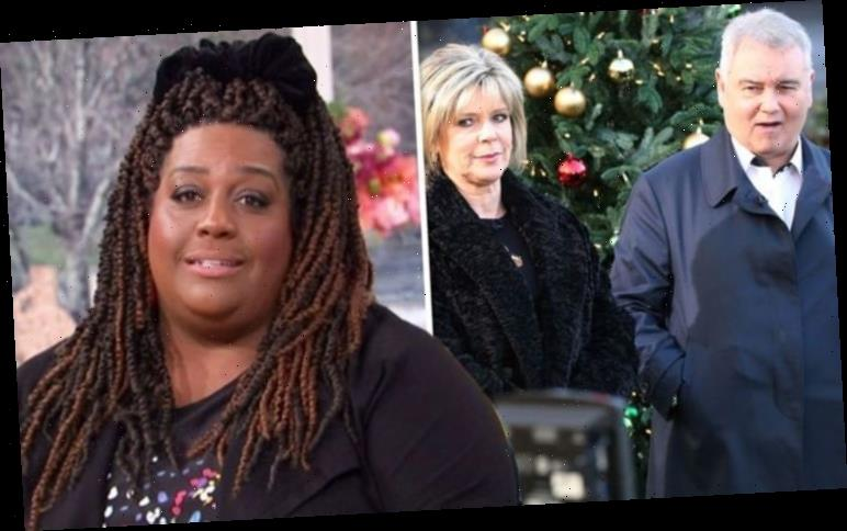 Alison Hammond speaks out as This Morning return divides after Eamonn and Ruth replacement