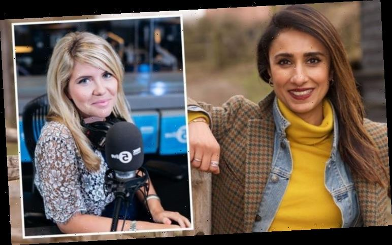 Anita Rani joins Emma Barnett on Woman's Hour: 'Cannot wait to get behind the mic'