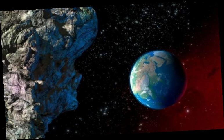 Asteroids: 'Potentially hazardous' asteroid bigger than a football pitch set to fly by