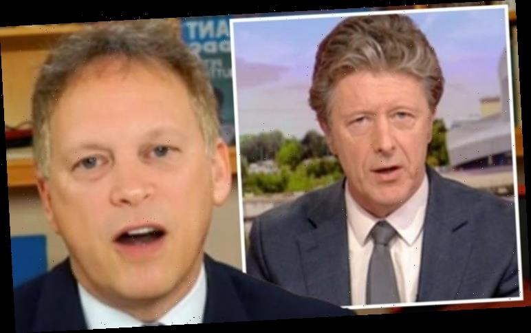 Grant Shapps BBC interview infuriates viewers as he dodges questions: 'Waste of time'