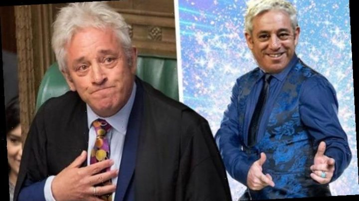 BBC bosses 'offering more than standard fee' to sign John Bercow up for Strictly 2021