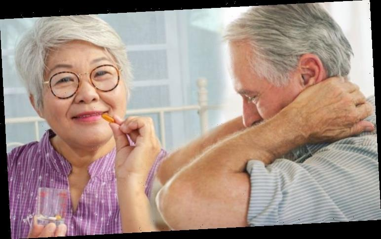 Best supplements for over 50s: Calcium supplements proven to protect teeth and bones