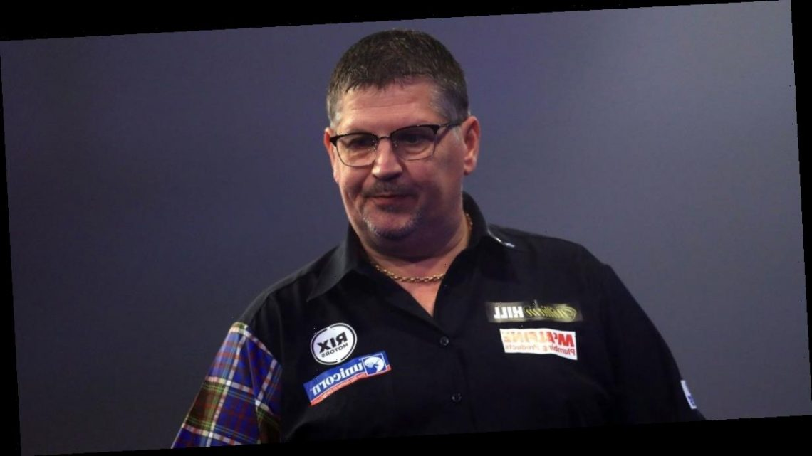 Treating darts as a hobby has always been Gary Anderson's 'biggest downfall'