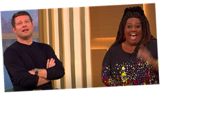 Alison Hammond and Dermot O'Leary begin Friday hosting duties on This Morning as they take over from Ruth and Eamonn