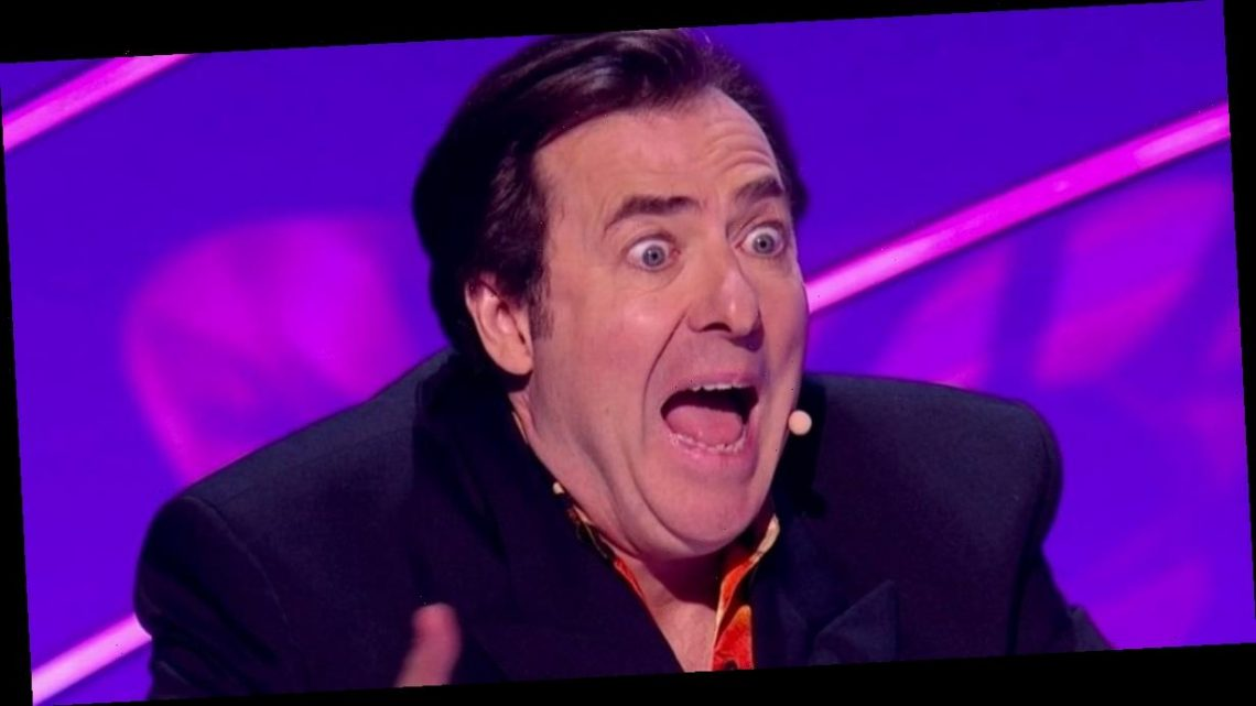 Jonathan Ross says his first sexual experiment involved an orange and a hoover
