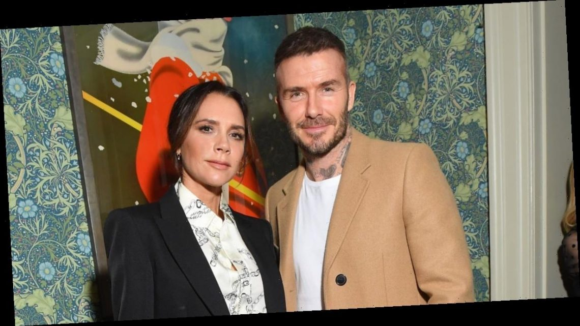 David and Victoria Beckham 'secretly flew to Miami to celebrate the New Year with Brooklyn's fiancé'