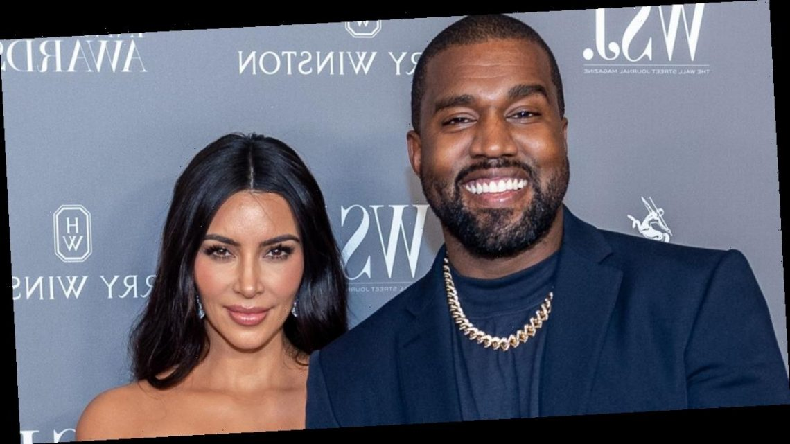 Kanye West 'sees his future in London' following 'imminent divorce' from Kim Kardashian