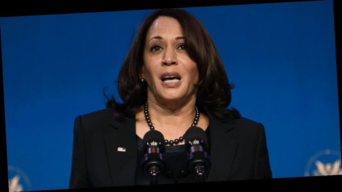 """Kamala Harris Says the Capital Riots Reveal """"2 Systems of Justice"""" in America"""