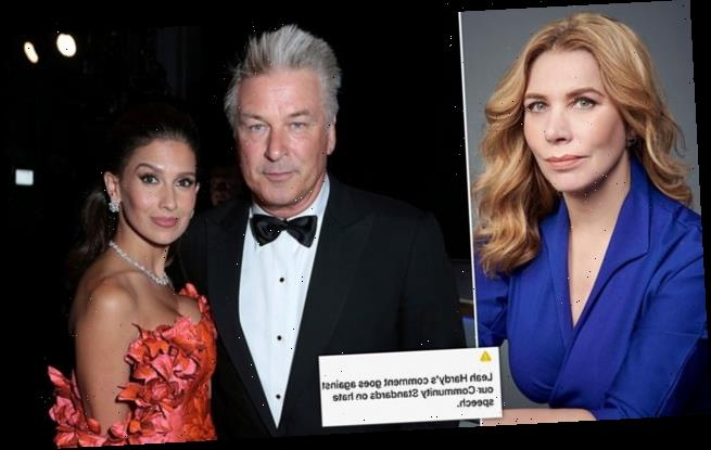 How gossiping about Alec Baldwin's wife breached Facebook 'standards'