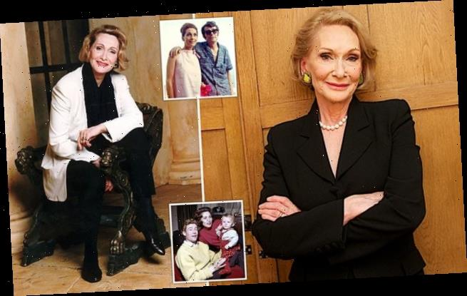 Actress Dame Sian Phillips, 87, says life is far better alone