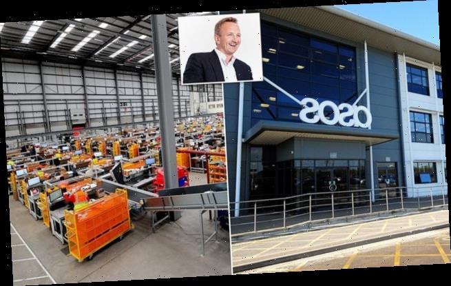 Asos will build giant £90m warehouse in UK and recruit 2,000 workers