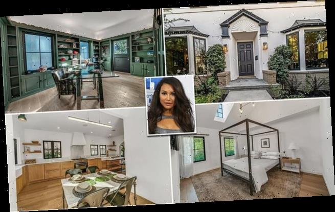 Naya Rivera's Los Angeles home is on the market for $2.7M
