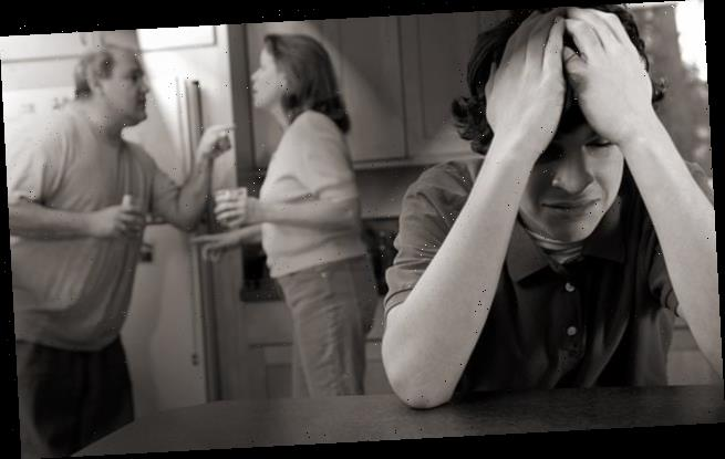 Mental health issues more likely in kids whose divorced parents argue