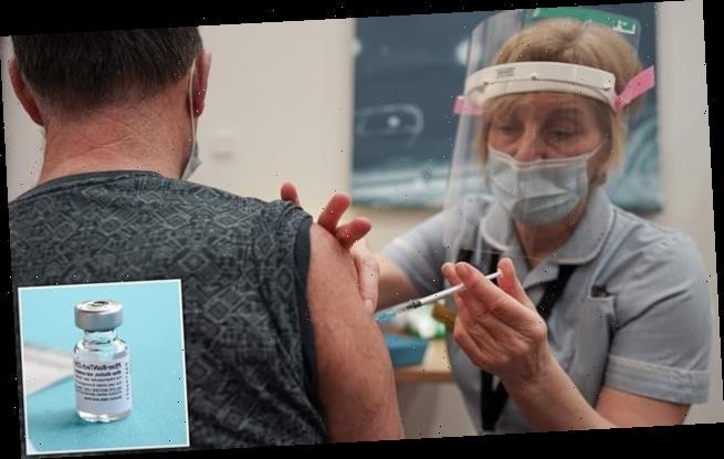 Pfizer vaccine 'could stop people spreading coronavirus'