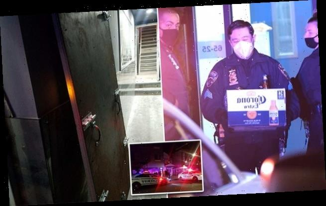 NYPD busts dozens of people drinking inside illegal NYC club