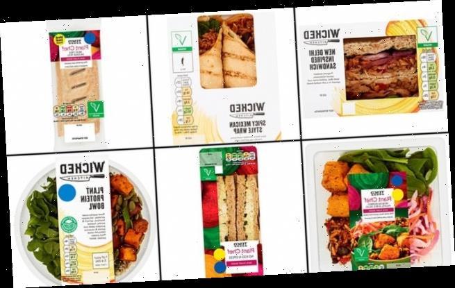 Tesco delights fans by expanding its vegan range