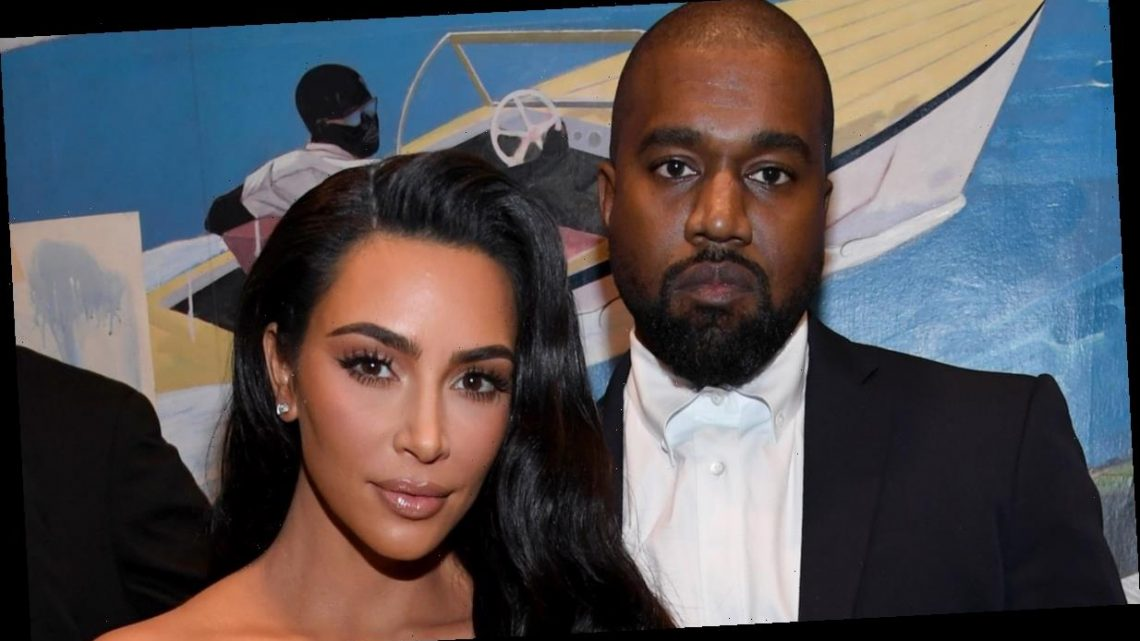 Twitter Reacts as Kim Kardashian and Kanye West Reportedly Headed for Divorce