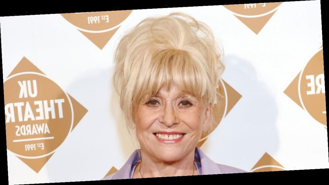 Barbara Windsor's funeral order of service shows Carry on Camping topless moment