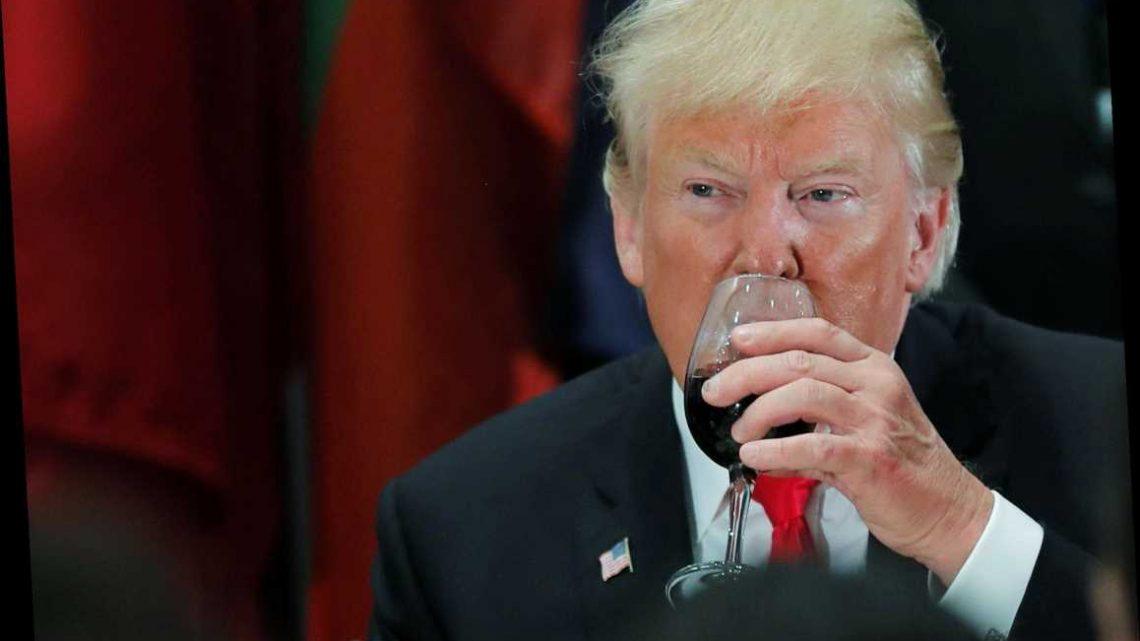 Joe Biden Removed Trump's Diet Coke Button, Twitter Bubbled Up With Jokes