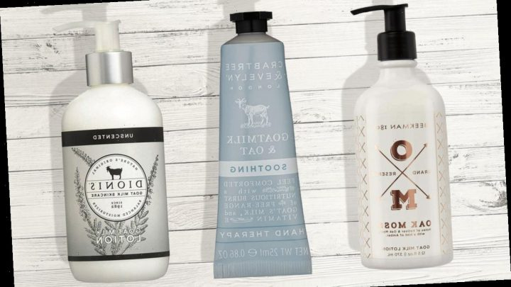 The 5 Best Goat Milk Lotions