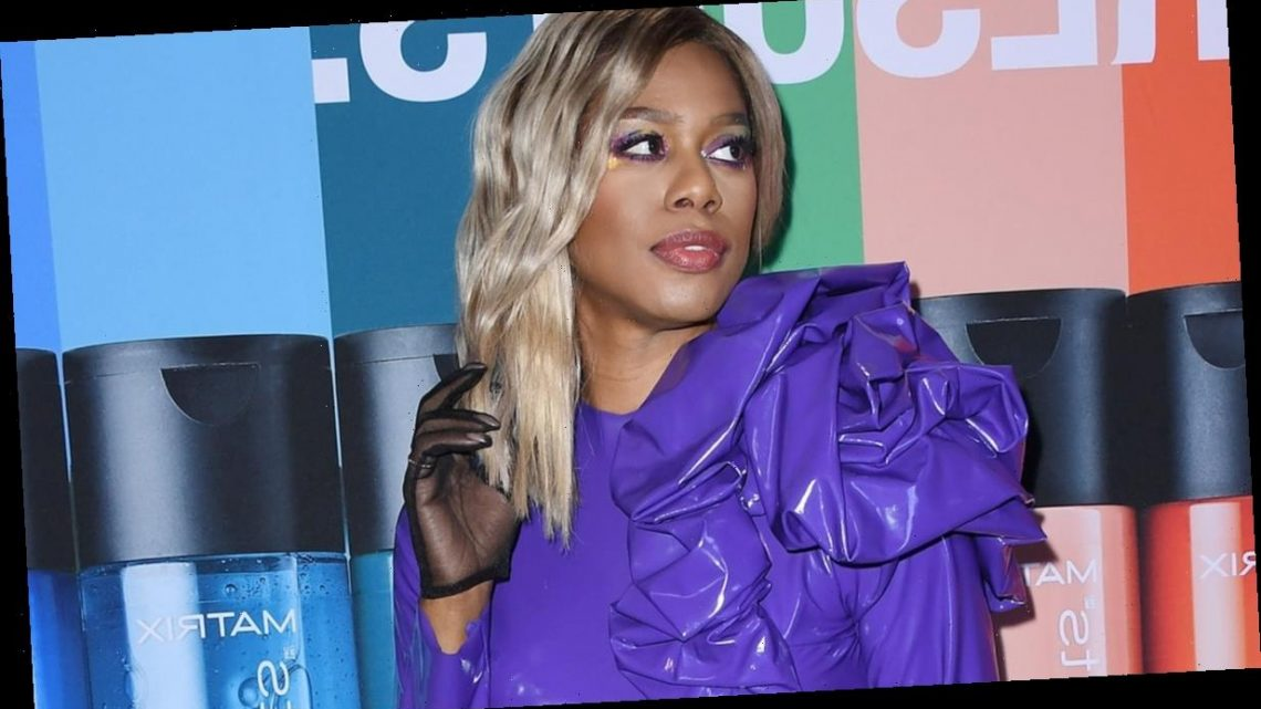 Laverne Cox Walks Away from Sex Work Documentary, Not in 'Emotional Place to Deal with the Outrage'