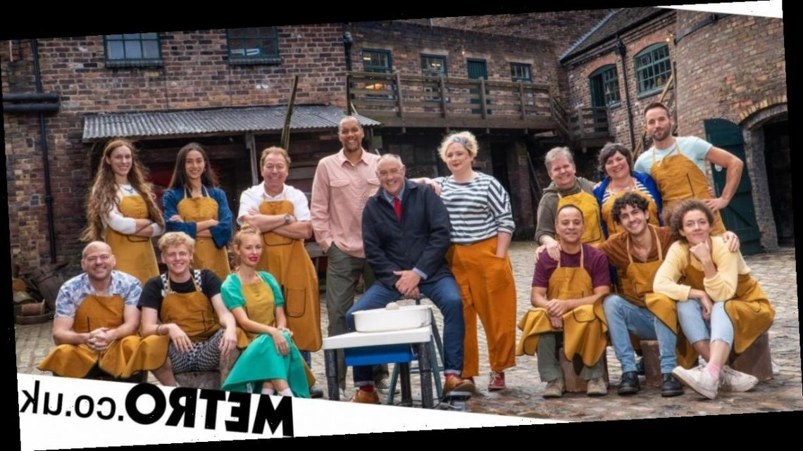The Great Pottery Throw Down: Meet the cast of the 2021 series