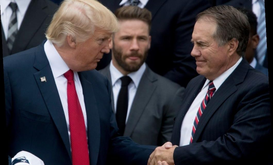 Bill Belichick Declines To Receive Presidential Medal Of Freedom From Donald Trump
